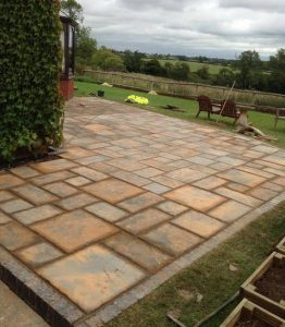 All Driveways Stratford upon Avon new Paved Patio using Pavers