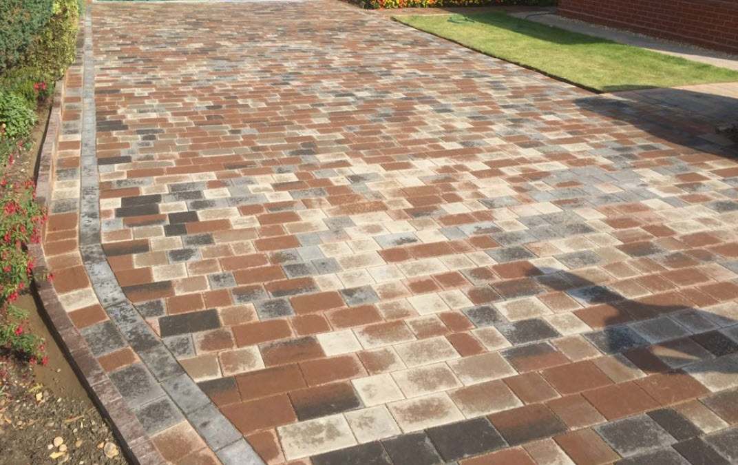 All Driveways Stratford upon Avon new block paving driveway